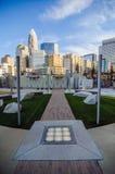 27 décembre 2013, Charlotte, OR - vue d'horizon de Charlotte à Photos libres de droits