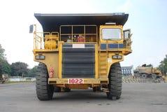 Déchargeur de charbonnage Photographie stock libre de droits
