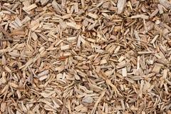 Déchets de bois photographie stock