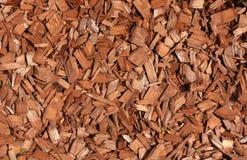 Déchets de bois Photos libres de droits