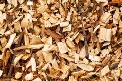 Déchets de bois images libres de droits