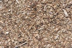 Déchets de bois comme fond naturel et en bois photographie stock