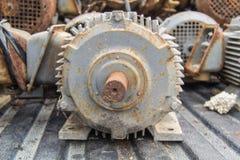 Déchets de moteurs électriques Image stock