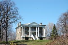 Décima nona mansão do século Foto de Stock Royalty Free