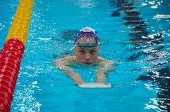 décimo quinto Finswimming mundo Junior Championships de 31 07 2017 - 07 08 2017 |Tomsk Imágenes de archivo libres de regalías