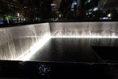 9/11 décimotercero punto cero 38 del aniversario @ Imágenes de archivo libres de regalías