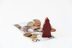 Décision financière Photo libre de droits