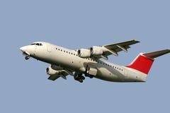 Décollage d'avion Photo libre de droits