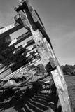 Décomposition loin à l'immersion de Radfird photographie stock libre de droits
