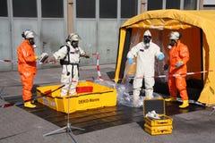 décontamination Image libre de droits