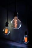 Décor d'éclairage Photos libres de droits