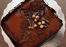 Décor de chocolat Images stock