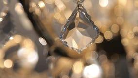 Décor de mariage Crystal Chandelier clips vidéos