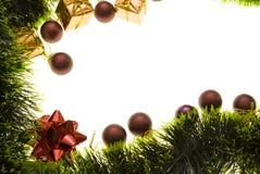 Décor de Noël Image stock