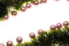 Décor de Noël Photographie stock