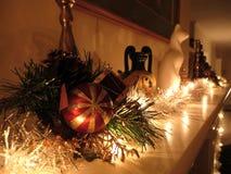 Décor de Noël Images libres de droits