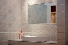 Décor de salle de bains Photos stock
