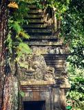 Décor sur Bali image libre de droits