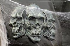 Décor terrifiant Images libres de droits