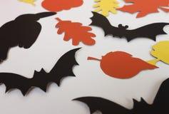 Décoration à la maison pour Halloween Photographie stock
