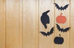 Décoration à la maison pour Halloween Photos stock