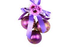 décoration 2 de Noël-arbre Image stock