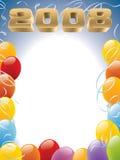 décoration 2008 Image stock