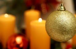 Décoration 4 de Noël Photos libres de droits