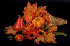 Décoration artificielle de thanksgiving Photographie stock libre de droits