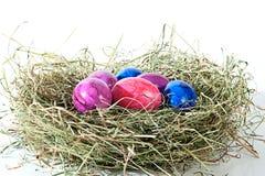 Décoration chez Pâques et brillamment Photographie stock