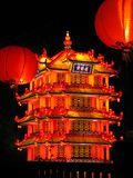 Décoration chinoise photo libre de droits