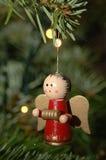 Décoration d'arbre de Noël Images stock