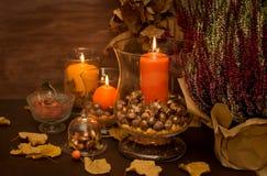 Décoration d'automne Images libres de droits