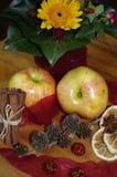Décoration d'automne photos stock