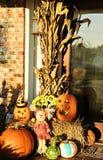 Décoration d'automne images stock