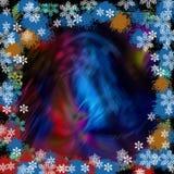 Décoration d'ornement de Noël et de Noël Images libres de droits