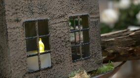 Décoration d'une vieille maison fantasmagorique clips vidéos