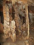 Décoration de Carst de caverne Images stock