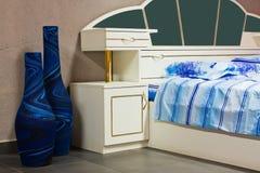 décoration de chambre à coucher de bâti Photos stock