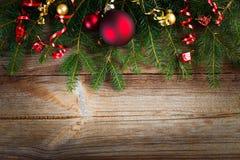 Décoration de Christrmas Images stock