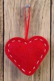 Décoration de coeur Images stock