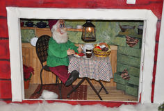 Décoration de contes de fées de Noël Photographie stock