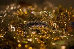 Décoration de Cristmass Photographie stock libre de droits
