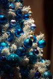 Décoration de décor d'ornement de Noël Photographie stock libre de droits