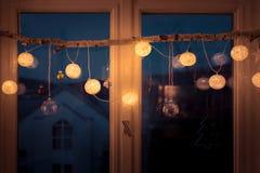 Décoration de fenêtre Photo libre de droits