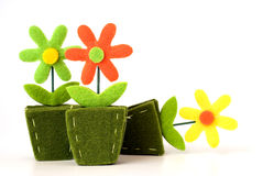 Décoration de fleur photographie stock