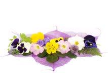 Décoration de fleur Photo stock