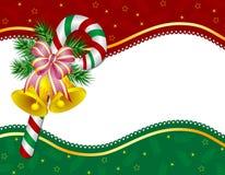 Décoration de houx de Noël Photos libres de droits