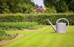 Décoration de jardin Photographie stock libre de droits