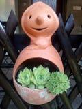 Décoration de jardinage Photographie stock